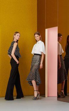 Lela Rose Resort 2017 Fashion Show