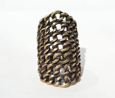 Mesh Style Ring