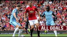 Man U Vs Man City-- 1-2 ( Full Match Highlight)