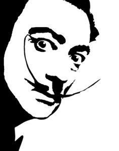 stencil face - Google Search