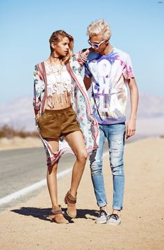Collection H&M Coachella Printemps/Été 2017