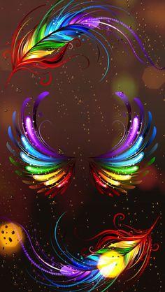 Wallpaper… By Artist Unknown… Source by annazylla Dreamcatcher Wallpaper, Feather Wallpaper, Heart Wallpaper, Butterfly Wallpaper, Cellphone Wallpaper, Colorful Wallpaper, Disney Wallpaper, Galaxy Wallpaper, Cool Wallpaper