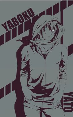 Noragami - Art by w-e-n-z-i For me he is still Yato and not Yaboku. He had a reason to change his Name.