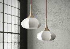Natural and Neutral Pendant Lighting | Yanko Design