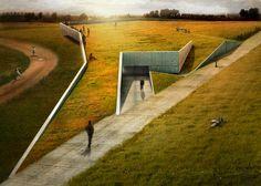 2by4-architects  Baseball stadium and training facility UVV