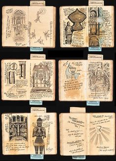 Auction record for Henry Jones's grail diary. Only the penitent man will pass…