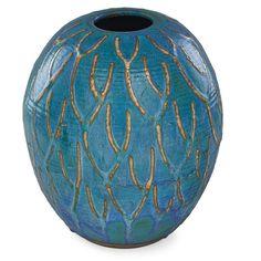 MAIJA GROTELL Exceptional massive vase