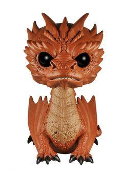 Funko: The Hobbit: Smaug: Amazon.co.uk: Toys & Games