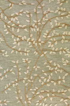 """RUG 7' 9"""" X 9' 6"""" Just bought this rug for the dinning room in the new house!  Can't wait to get it in there!!  Verona Branches lc107"""