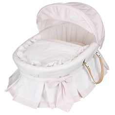 Moses Basket Cover