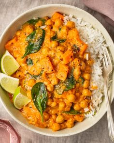 Easy Vegan Sweet Potato Curry | Kitchn