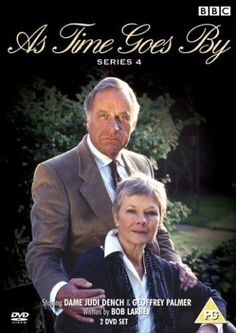 """As Time Goes By"" starring Judi Dench and Geoffrey Palmer British Tv Comedies, British Comedy, Series Movies, Movies And Tv Shows, Tv Series, Bbc Tv Shows, Judi Dench, As Time Goes By"