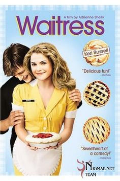 Waitress: OK, so it's never going to be worrying the Grand Jury at Cannes, but it is gently sweet, sad and funny. Full disclosure - I would watch Captain Mal *cough* er, I mean Nathan Fillion read the phone book, but as long as you are not allergic to whimsy I promise this is worth watching.