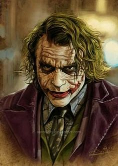 DeviantArt is the world's largest online social community for artists and art enthusiasts, allowing people to connect through the creation and sharing of art. Batman Joker Tattoo, Joker Art, Batman Joker Wallpaper, Joker Wallpapers, Joker Images, Joker Pics, Harley Quinn Cosplay, Joker And Harley Quinn, Fotos Do Joker