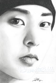 Xiu by FallThruStardust on deviantART. Wow...I was tongue-tied