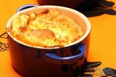 Receita de Suflê de cenouras em receitas de sufles, veja essa e outras receitas aqui!