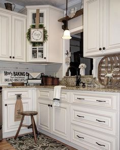 Sharing for #mycupofjojo.  I love a mix of modern and farmhouse in the kitchen