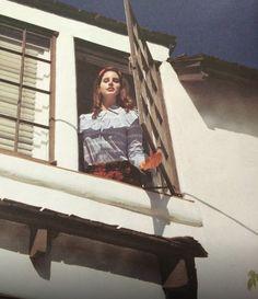"""Lana Del Rey photographed by Alexander Gordienko for Marfa Journal """