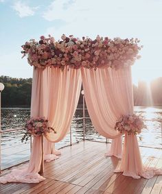 Dusty rose is a kind of elegant and soft color and popular used in weddings. Here are some fabulous dusty rose wedding color ideas, from ceremony decorations to bridesmaid dresses and wedding bouquets, which will take your breath away! Dusty Pink Weddings, Dusty Rose Wedding, Floral Wedding, Fall Wedding, Wedding Bouquets, Wedding Ceremony, Wedding Flowers, Dream Wedding, Wedding Beach