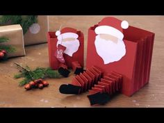 Nikolaussackerl basteln - active beauty DIY - New Ideas Christmas Crafts For Kids, Christmas Decorations, Christmas Ornaments, Art Plastique, Diy Beauty, Holiday Fun, Origami, Diy And Crafts, December