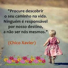 Mensagens espíritas por Chico Xavier