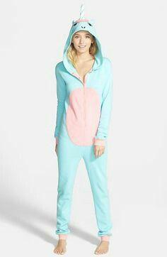 672abe81e2 Unicorn Onesie Pajamas