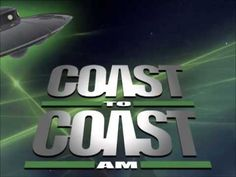 Get news about the weird and bizarre on Coast to Coast AM from radio host George Noory every night! Coast To Coast Am, Abnormal Psychology, End Time Headlines, Past Life Regression, Somewhere In Time, Things To Know, Paranormal, Spirituality, This Or That Questions