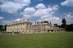 Exterior of Althorp. File:Althorp House.jpg