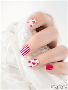 Top 17 New Spring Nail Designs – Simple Manicure Trend From Famous Fashion Blog - Homemade Ideas (6)