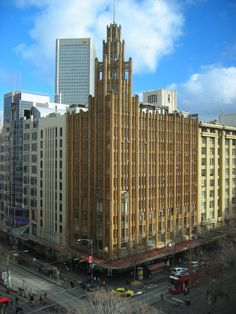 Manchester Unity Building, Melbourne | by HardieBoys