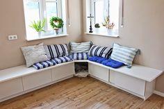 Wir bauen ein Haus: Ikea Hack Tutorial - Essecke   Fashion Kitchen