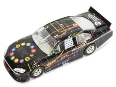 Lionel Nascar NYC Subway MTA Limited Edition Map Black 1:24 DieCast