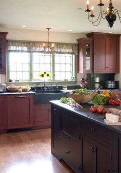 Primitive Kitchen ...love!!