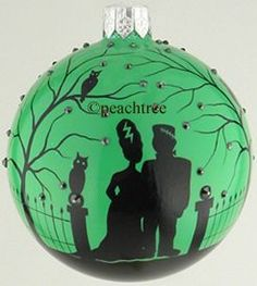 Patricia Breen, Beguiling Orb, Courting 2014 www.peachtreeplaceonline.com
