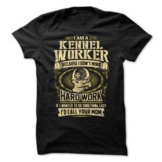 Kennel Worker T Shirts, Hoodies. Check Price ==► https://www.sunfrog.com/No-Category/Kennel-Worker-74552487-Guys.html?41382