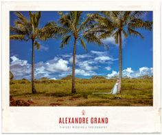 Paradise Bride by Alexandre Grand on 500px