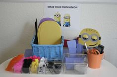 Minion (Despicable Me) Party | CatchMyParty.com