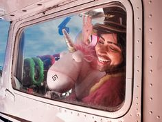 Manjeet Singh going to Unicorn Island