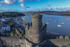 magic world around: Conwy Castle – The Magnificent Fortress