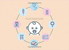 Fertility Tracker Journal: Trying To Conceive (TTC) is not easy! Monitor your menstrual cycle and fertile period, BBT chart + PMS tracker all in one . 120 pages (Women Health log book COLLECTION) Fertility Tracker, Conceiving, Trying To Conceive, Women Health, Menstrual Cycle, Pms, Book Collection, Notebooks, Notebook