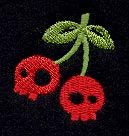 """Cherry Skulls 