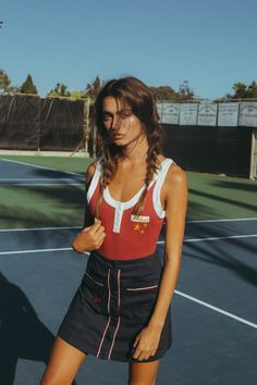 Mixed Doubles on the court! @belexib by Krissy Bush for #campcollection