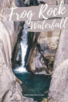 Frog Rock Waterfall, Hsinchu County: An Insider's Guide | Hoponworld Waterfall Trail, Rock Waterfall, Taiwan Travel, Asia Travel, Taiwan Itinerary, Frog Rock, Funny Frogs, Trail Maps, Rainbow Bridge