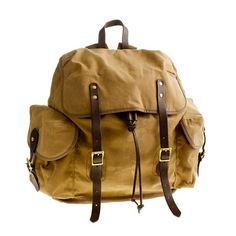 j.crew men - abingdon backpack. the best work bag i have! fits all my teaching material