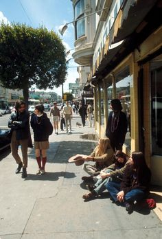 23 Spectacular Color Photos Of San Francisco In The 1960s