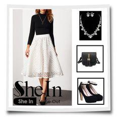 """2 # SheIn"" by hazreta-jahic ❤ liked on Polyvore"