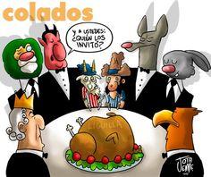 Colados - Liga MX - Cruz Azul - Toluca - Monterrey - Leon - Tijuana - Chivas - America - Monarcas