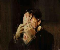 Adrian Ghenie, Layers Of Fear, Photowall Ideas, Arte Obscura, Dorian Gray, Classical Art, Bioshock, Renaissance Art, Aesthetic Art