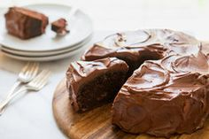 Granny's Chocolate Cake Recipe - NYT Cooking