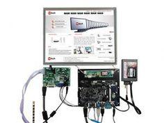 """LCD 12.1"""" Elevata Luminosità, Brillantezza e Contrasto (>1200 Candele) - 1024*768 - Touch resistivo"""